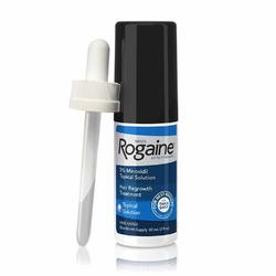 Миноксидил 5% Rogaine Регейн флакон 60мл+дозатор