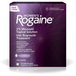 Миноксидил 2% Регейн Rogaine для женщин 3 флакона+дозатор
