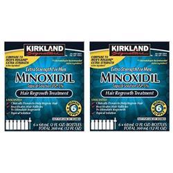 Миноксидил 5% Киркланд Kirkland Minoxidil 12 флаконов