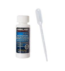 Миноксидил 5% Киркланд Kirkland Minoxidil+пипетка