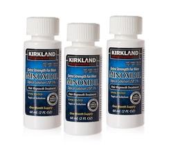 Миноксидил 5% Киркланд Kirkland Minoxidil 3 флакона