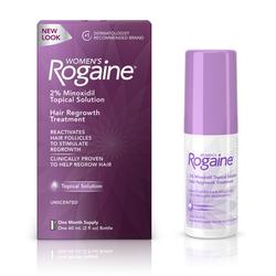 Миноксидил 2% Rogaine лосьон для женщин 1 флакон 60мл